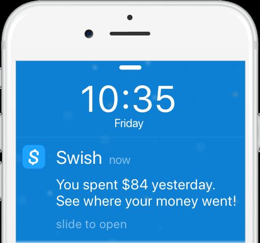 Spending Tracker Daily Alert